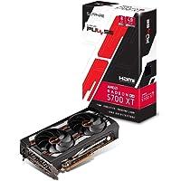 SAPPHIRE Pulse Radeon RX 5700 XT 8G GDDR6 HDMI/Triple DP OC W/BP (Uefi)