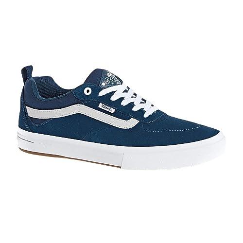Vans VA2XSGMGR - Zapatillas de Skateboarding para Hombre Negro Negro 40 EU, Color, Talla 43 EU: Amazon.es: Zapatos y complementos