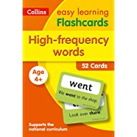 High Frequency Words Flashcards: Ideal for Home Learning