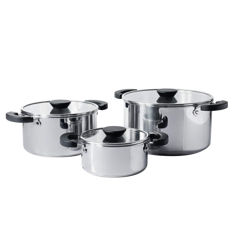 Meyer 3 Piece Biryani Pot Set for ₹7,340