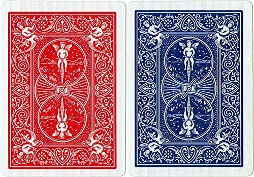 Bicycle Pinochle Playing Cards Jumbo Index 2 Decks SG/_B01MA1FDUC/_US