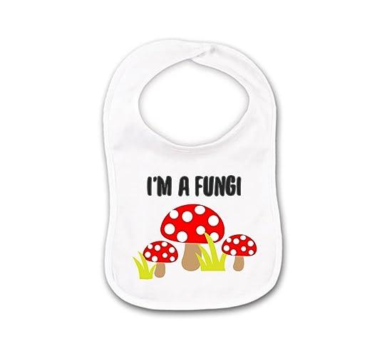 I Love Pudding funny Baby Bib