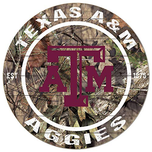- KH Sports Fan 20x20 Camo Mossy Oak Texas A&M Aggies