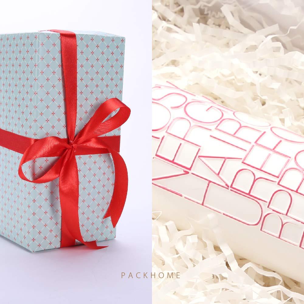 Amazon.com: Packhome papel arrugado triturado de papel ...