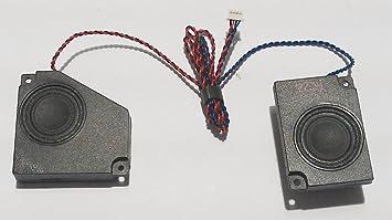 FSC Fujitsu Siemens HIBOX altavoces para ordenador portátil Speaker derecha izquierda negro 21 cm 47 cm