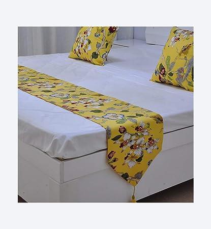 Multi-Table Bandera de Cama Toalla de Cama tapete de Cama decoración de cabecera Tela
