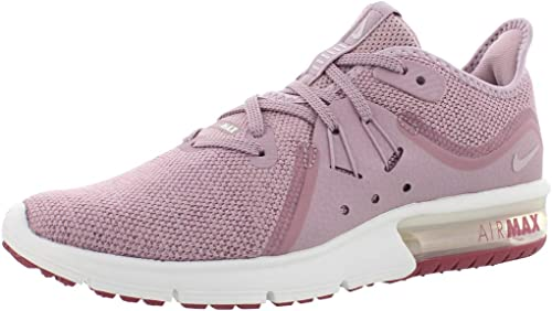 Nike WMNS Air Max Sequent, Chaussures de Running Femme