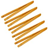 MagiDeal Wooden Anti-Static Tweezers Micro