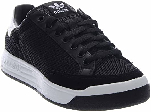 Contratar club mental  Amazon.com: adidas Originals hombre Rod Laver Sneaker, negro: Shoes