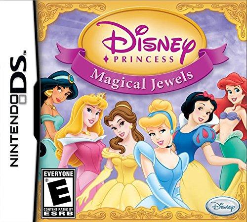Princess Jewels - Disney Princess: Magical Jewels - Nintendo DS
