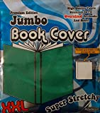 It's Academic Premium Edition Super Stretch Book Cover: Green - Fits 10