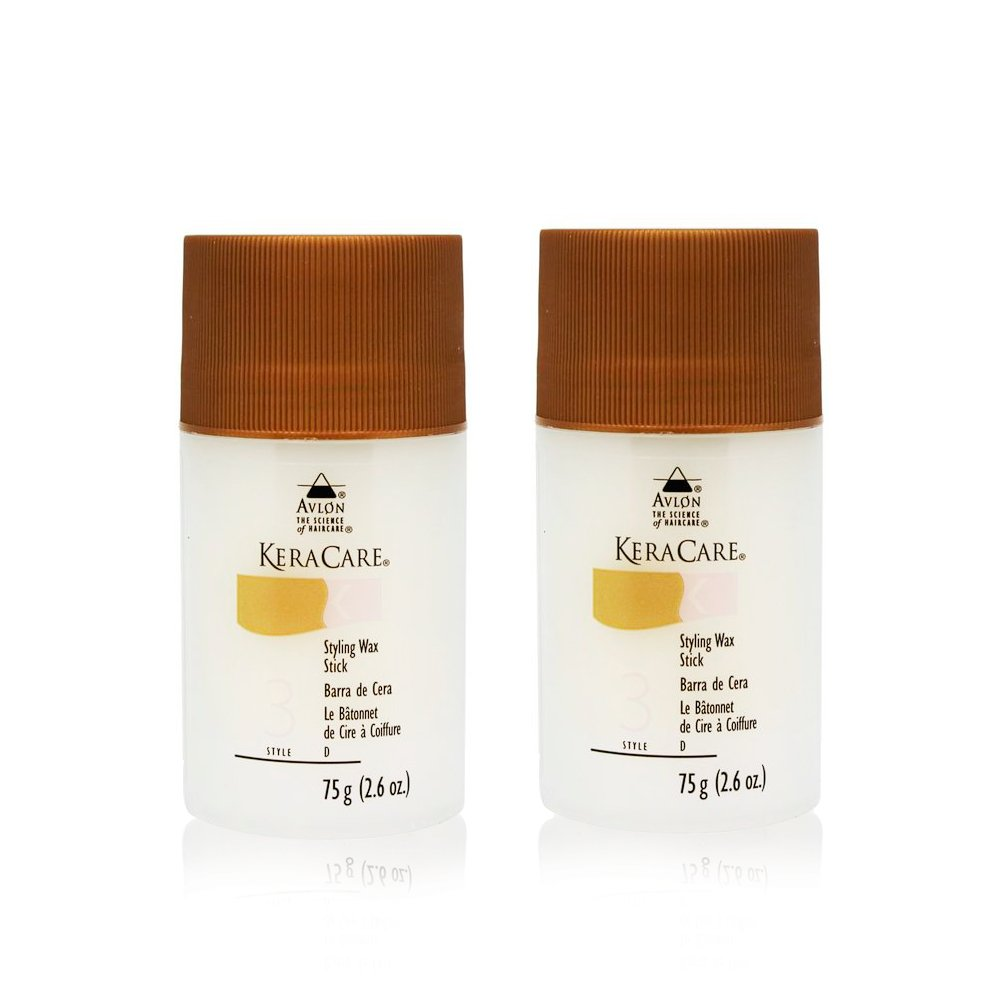 Avlon Styling Wax, PACK OF TWO (2.6 Oz Each)