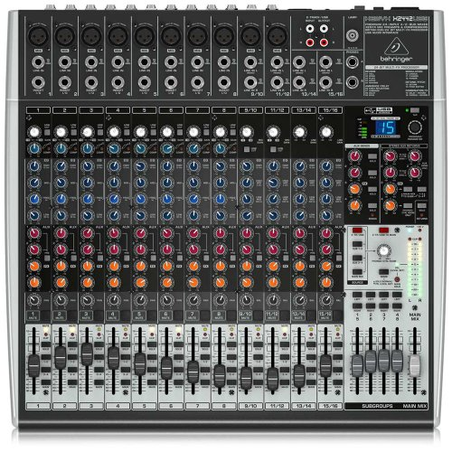 Behringer Xenyx X2442USB Premium 24-Input 4/2-Bus Mixer with USB/Audio Interface by Behringer (Image #9)