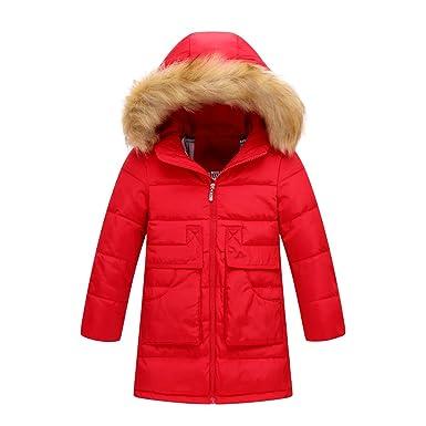 Manteau chaud fille 14 ans