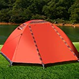 Backpacking Tent - Campla 2 Person Tent Camping Tent Waterproof Lightweight for Hiking Traveling ¡­