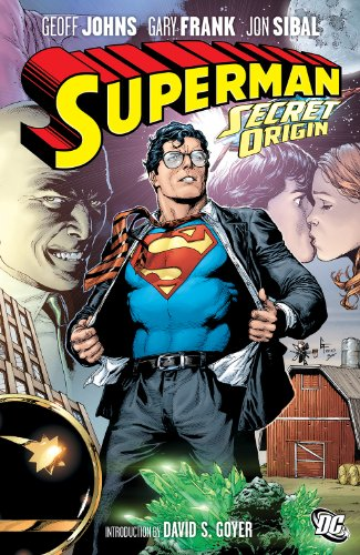 Superman: Secret Origin (Series Origins Dc)