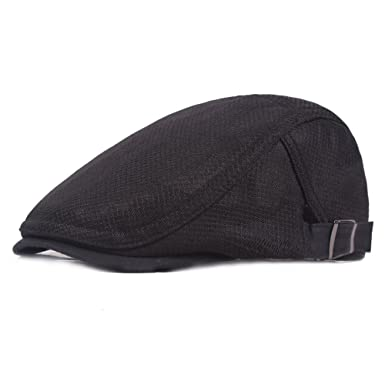 Boinas Ocio Retro Hat Gorra de Golf Sombrero de Sol Deporte al Aire Libre  Primavera Verano 9f638a2f1ef