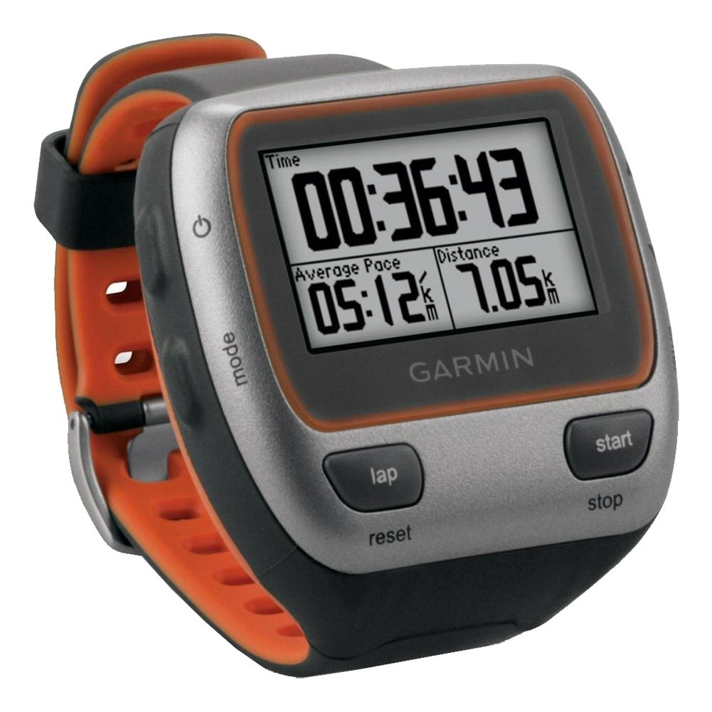 Garmin - 010-00741-00 - Forerunner 310XT - Montre GPS - Orange/gris product image