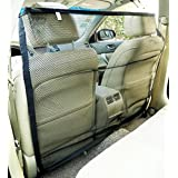 Zone Tech Vehicle Travel Pet Mesh Barrier 47 X 34 Inches