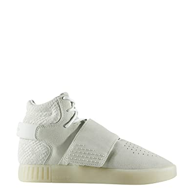 Amazon.com | adidas Tubular Invader Strap J Boys Big Kids By3139 | Sneakers