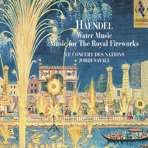 Royal Music - Haendel: Water Music & Music for the Royal Fireworks