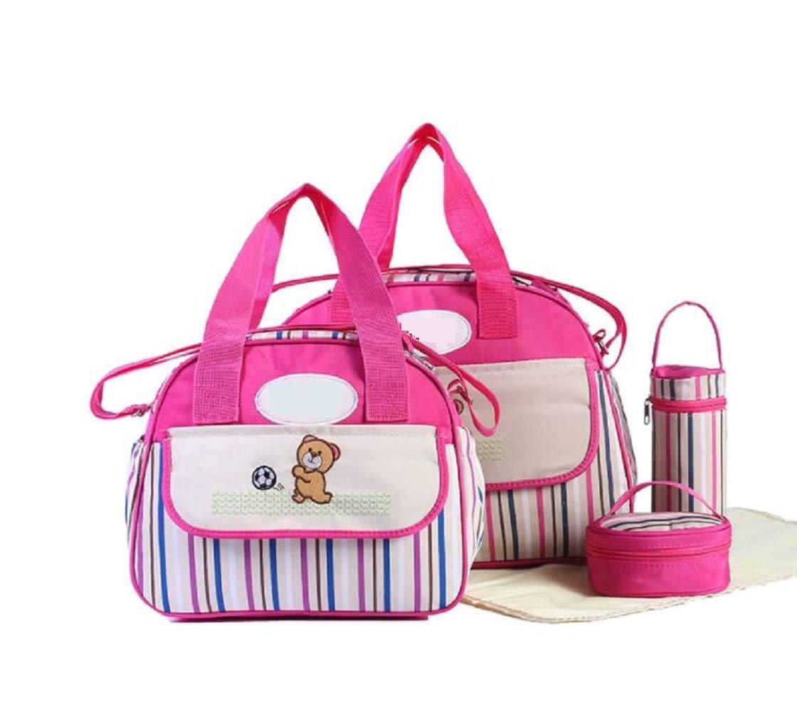 Tuniya Handbags Mummy Bag Baby Nappy Changing Bag Set Diaper Bag Multi-Function Tote Bag