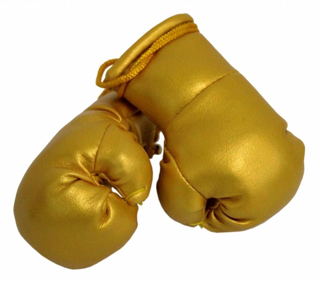 Mini guantes de boxeo –  Golden Color Doktor Hardstuff