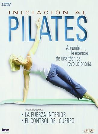 Iniciación al Pilates. [DVD]: Amazon.es: DAVID MORGAN: Cine ...
