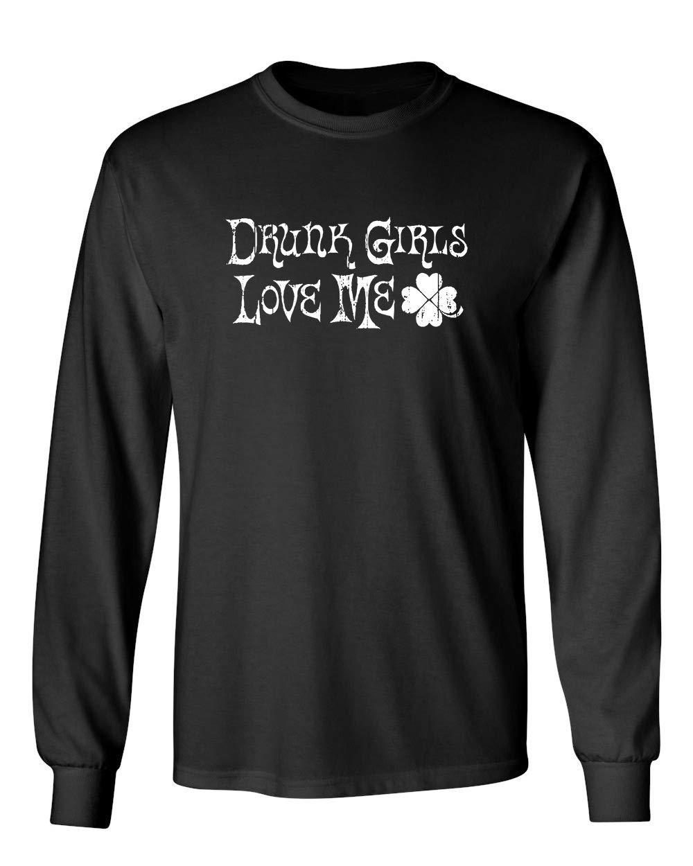 Drunk Girls St Patrick S Day Saint Irish Pats Sarcastic Funny T Shirt