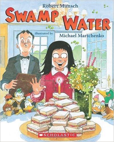 Book Swamp Water [Paperback] (Swamp Water [Paperback]) by Robert Munsch (2013-11-08)