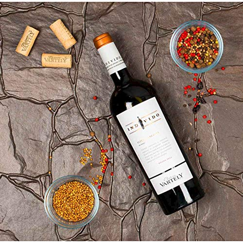 1x INDIVIDO red wine Feteasca Neagra from Chateau Vartely 0.75l 14% alcohol vintage 2015 from Moldova by Chateau Vertely (Image #2)