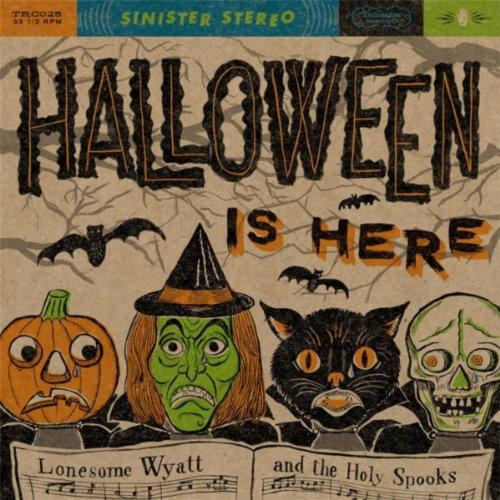 Halloween Is Here -