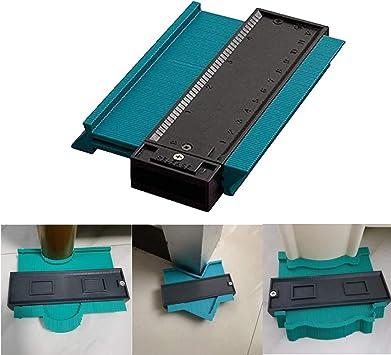 Shape Contour Simple Gauge Mark Cut Shape Easy Wood Cutting Tiling Laminate Tile