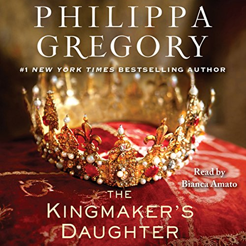 The Kingmaker's Daughter Audiobook [Free Download by Trial] thumbnail