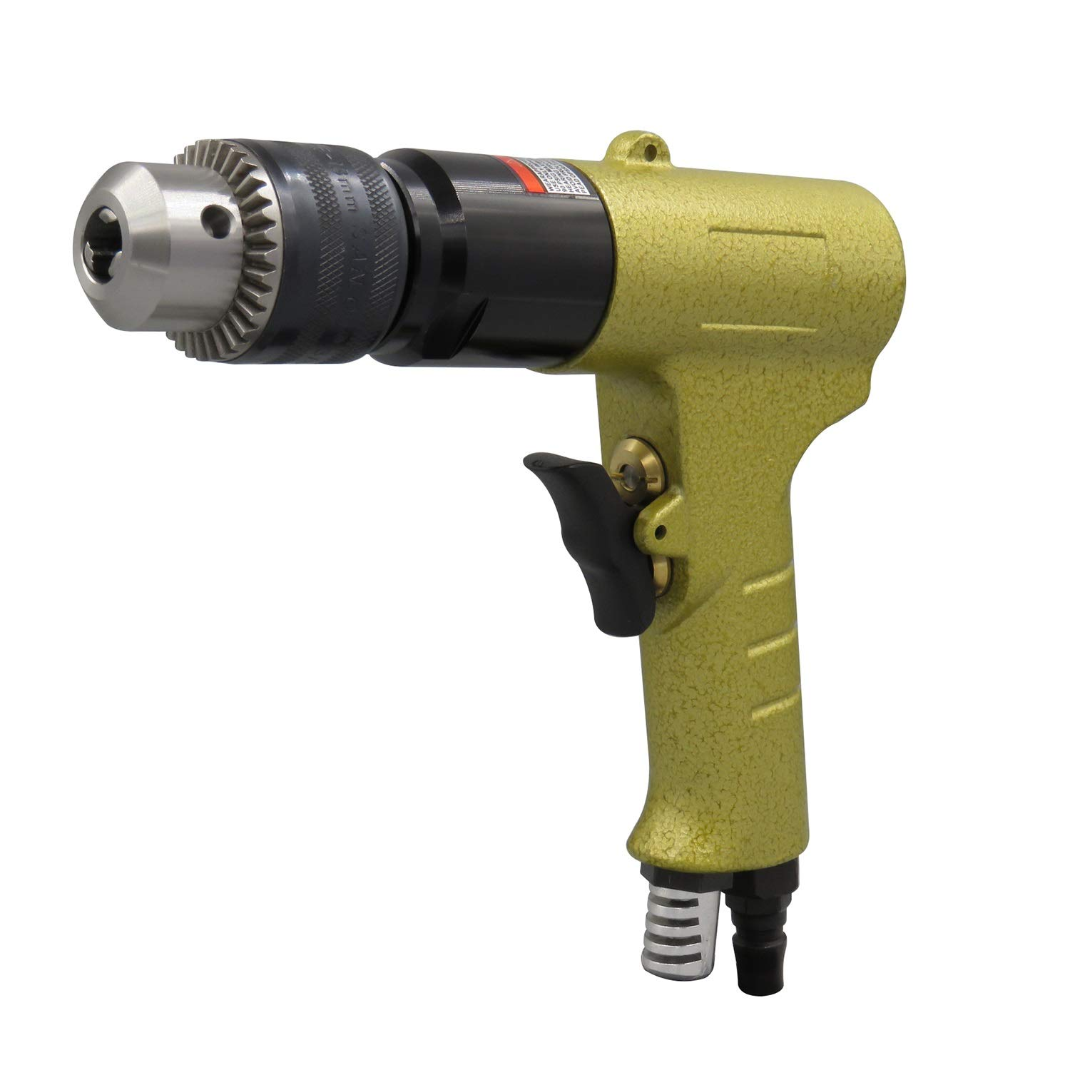 1/2'' (13mm) Pneumatic Pistol Drill, Positive and Negative Air Drill, Industrial Grade Pneumatic Drilling Tool by XIAOL-Pneumatic Tool