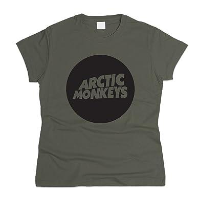 927daa436 Amazon.com: Arctic Monkeys T-Shirt Women: Clothing