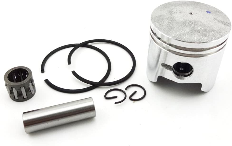 XLJOY 40mm Cylinder Piston Kit For 47cc 2 Stroke Engine Mini Quad ATV Pocket Dirt Bike