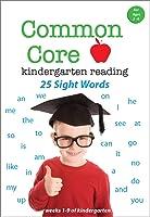 Common Core Kindergarten Reading - 25 Sight Words (DVD)