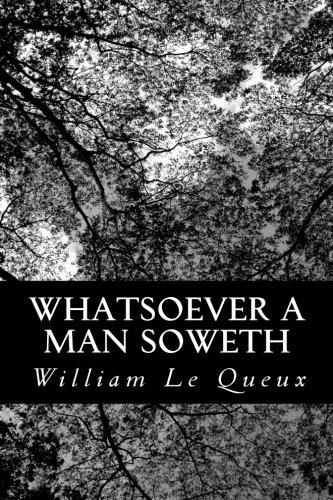 Download Whatsoever a Man Soweth PDF