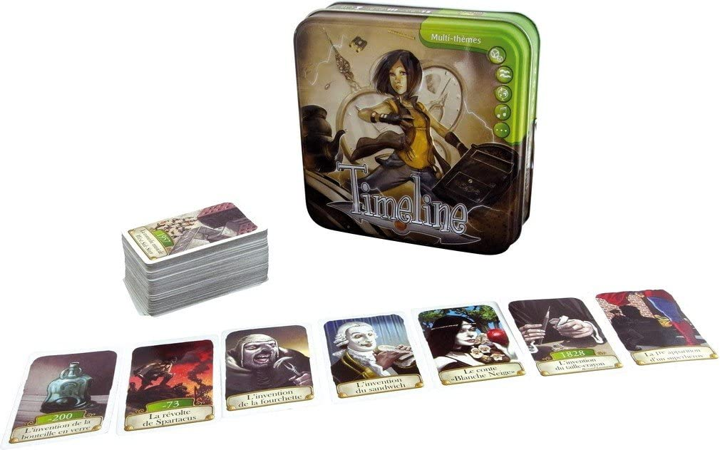 Timeline Multitematico: Amazon.es: Juguetes y juegos