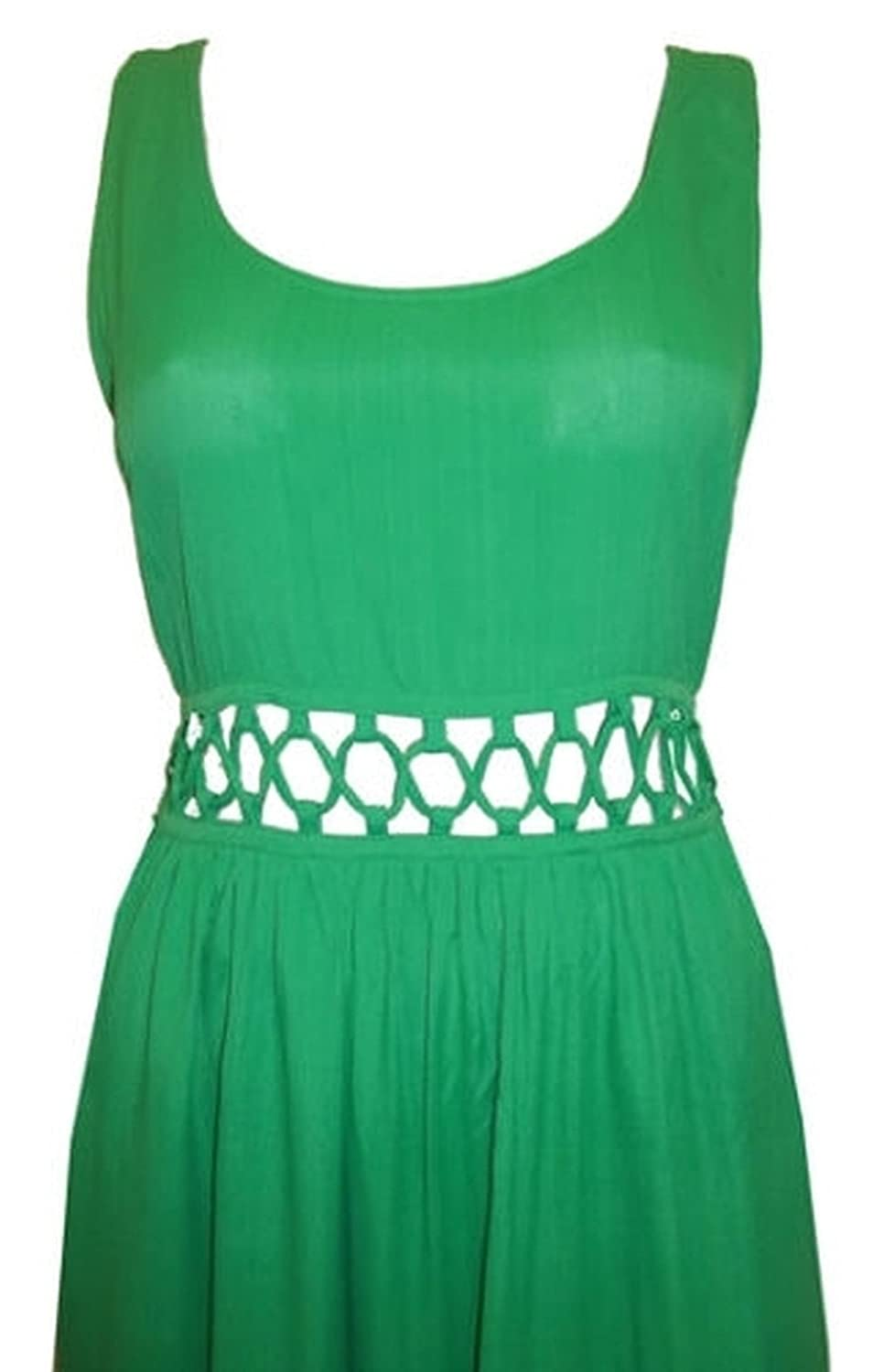 Ex Topshop Green Laced Crepe Prom Ball Maxi Long Gown Dress Size 6 8 10 12 (UK 8): Amazon.co.uk: Clothing