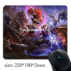 Rangers master printed pattern gaming mouse pad / optical mouse pad / notebook mouse pad