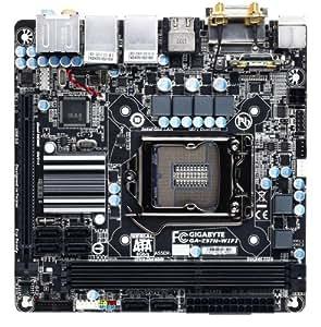 Gigabyte LGA 1150 Intel Z97N IWi-Fi-Bluetooth HDMI SATA 6Gb/s USB 3.0 Mini ITX DDR3 1600 Motherboards GA-Z97N-WIFI