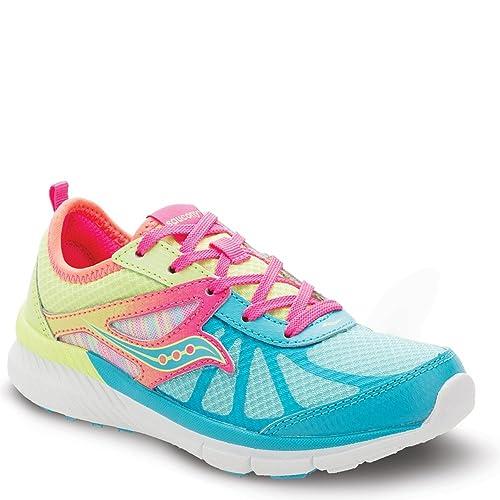 ef78e44795 Saucony Girls Volt Running Shoe (Little Kid/Big Kid)