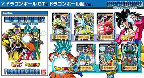 Dragon Ball Carddass Premium Edition Dragon Ball Gt Dragon Ball