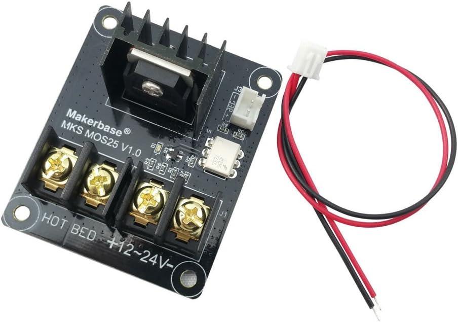 ZREAL accesorios para impresoras 3d MOSFET módulo de calefacción a ...