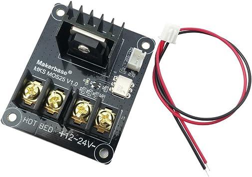 ZREAL accesorios para impresoras 3d MOSFET módulo de ...