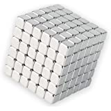 Perfect Magnet Magnetic Cube Relief Toys Intelligence Development and Stress Relief Magnets Toy Puzzle Building Blocks for Office School Home DIY Desktop Decoration