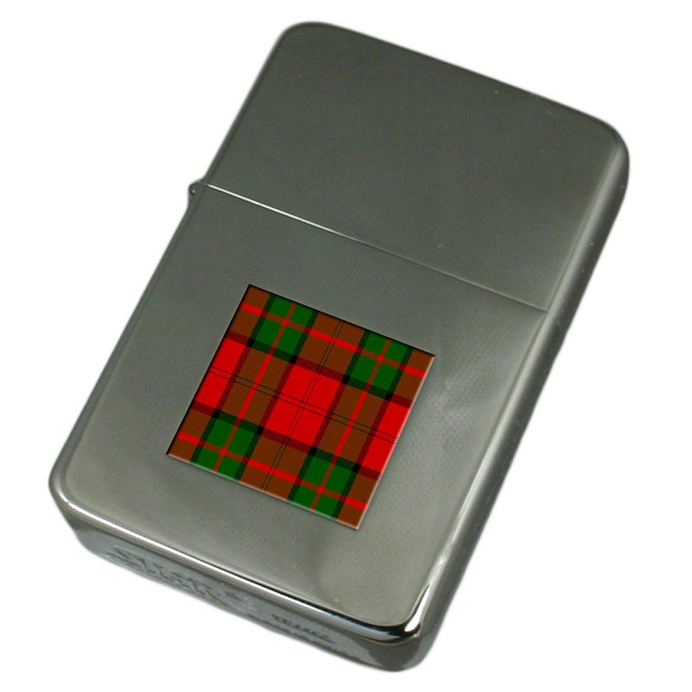 Engraved Lighter Tartan Clan Dunbar