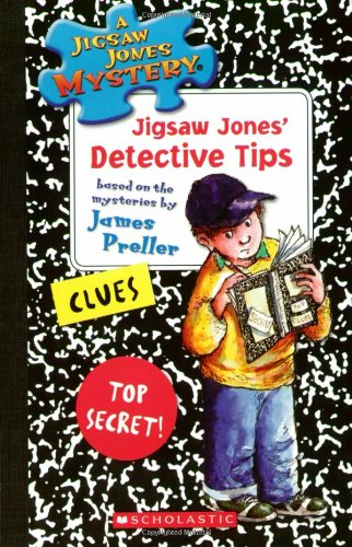Jigsaw Jones Mystery Detective Tips product image